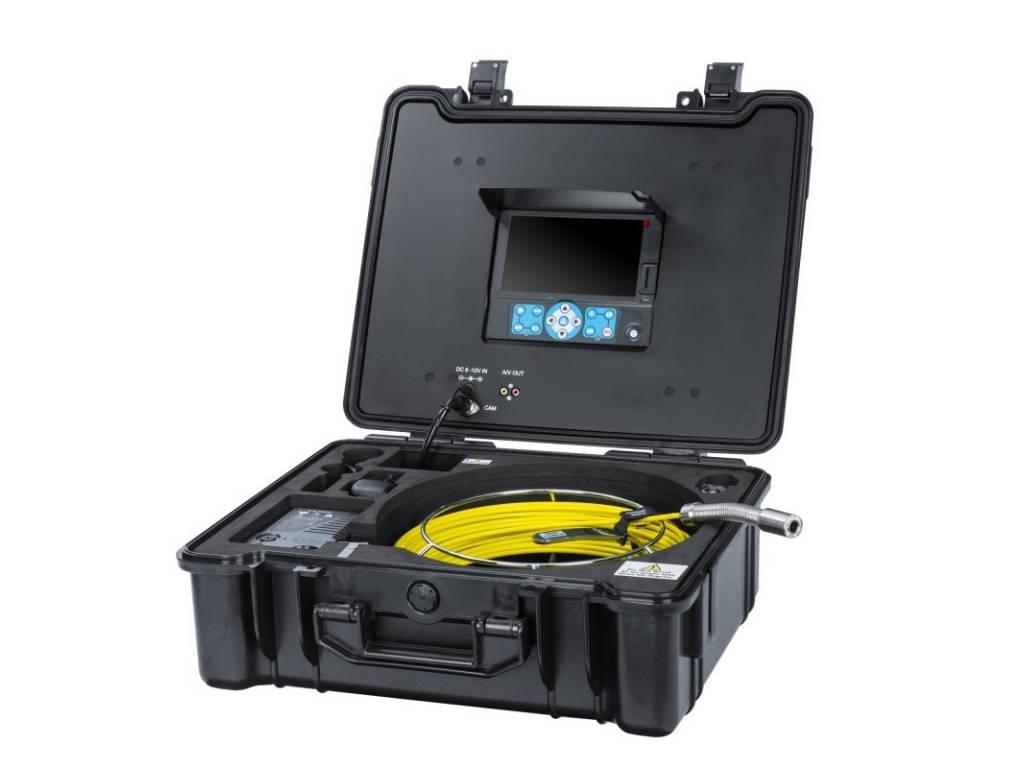 Camera d'inspection : caractéristiques et utilisation