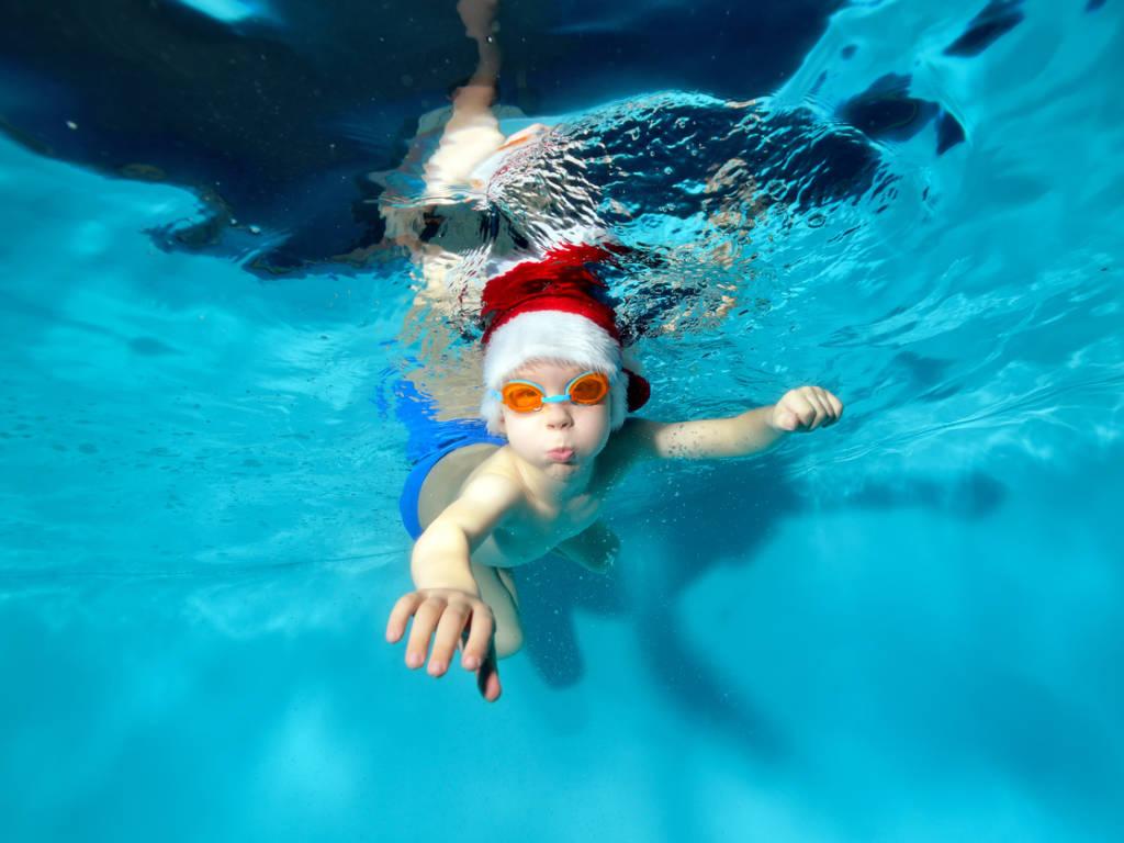 Comment se baigner dans sa piscine en hiver ?