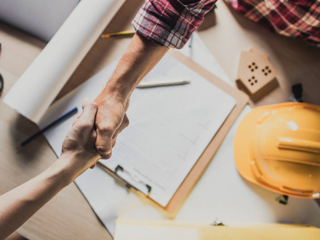 Confier son projet à une entreprise de rénovation