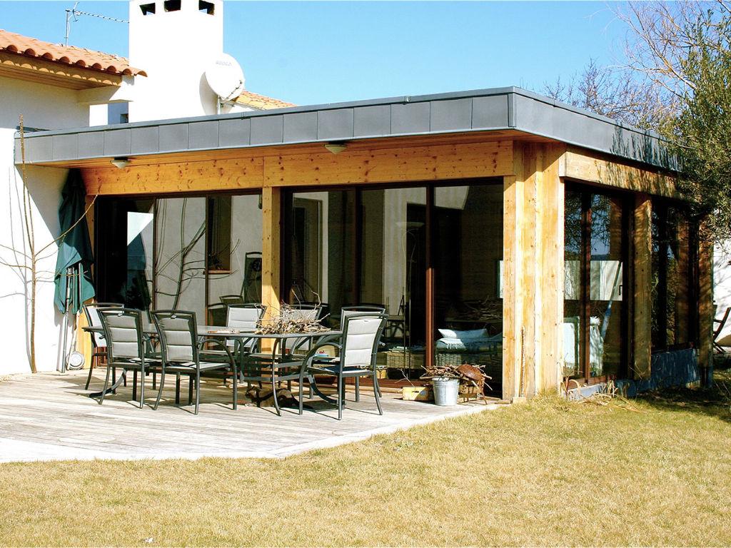 Agrandissement de maison : pourquoi l'ossature bois ?