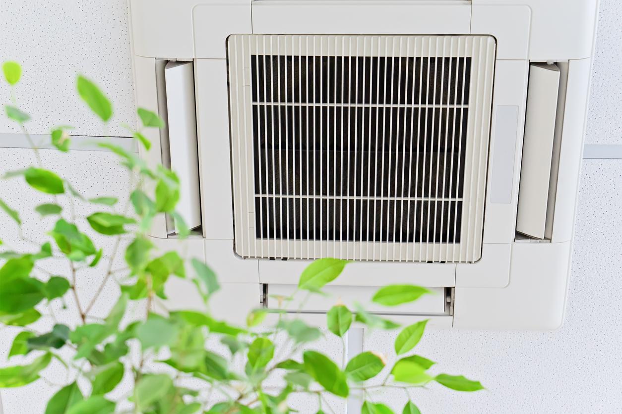Installation d'une climatisation'