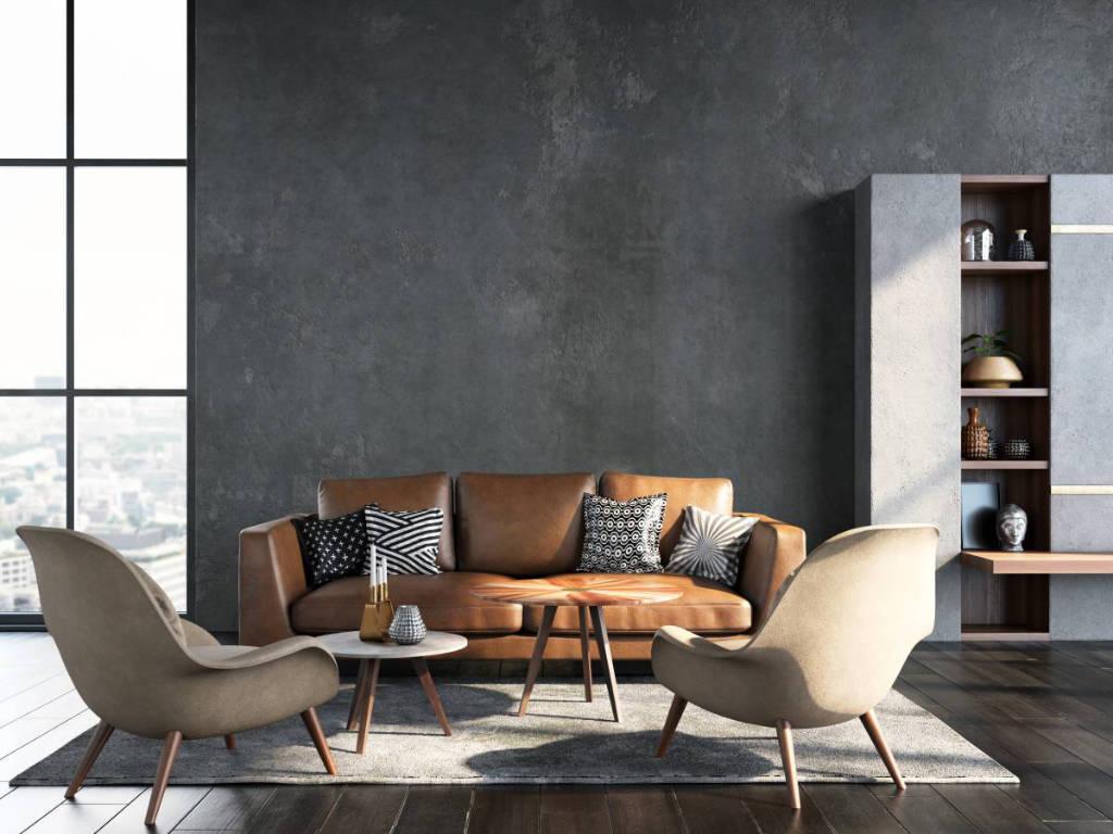 Grand espace : créer une décoration industrielle