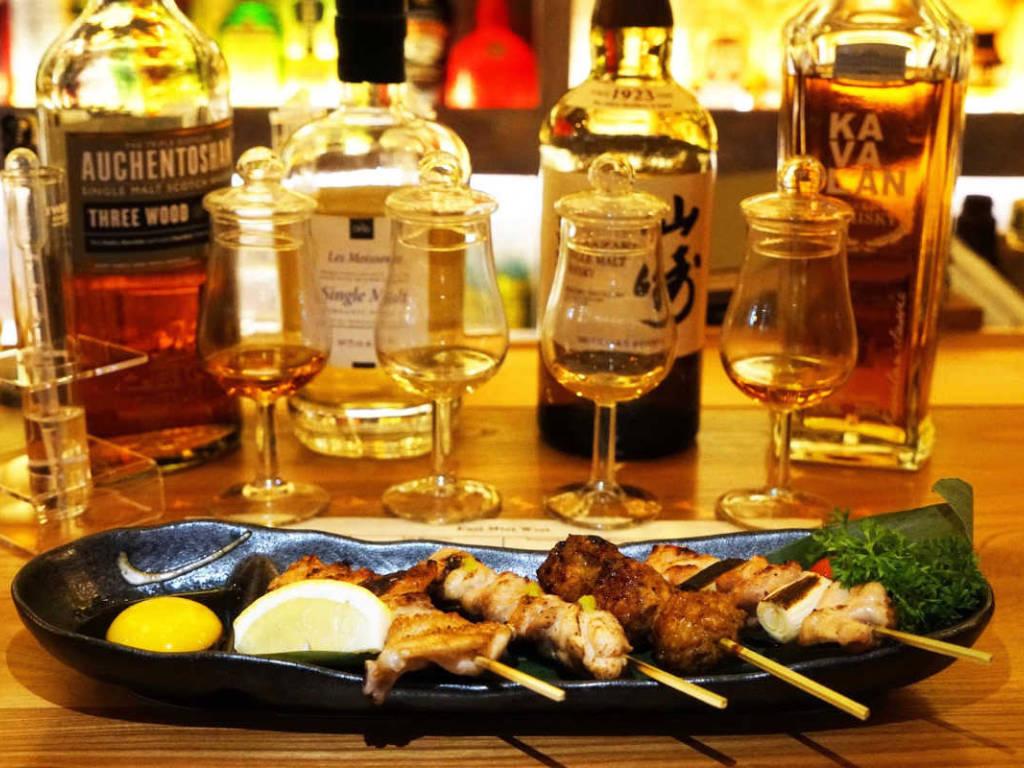 Que manger avec un whisky japonais ?