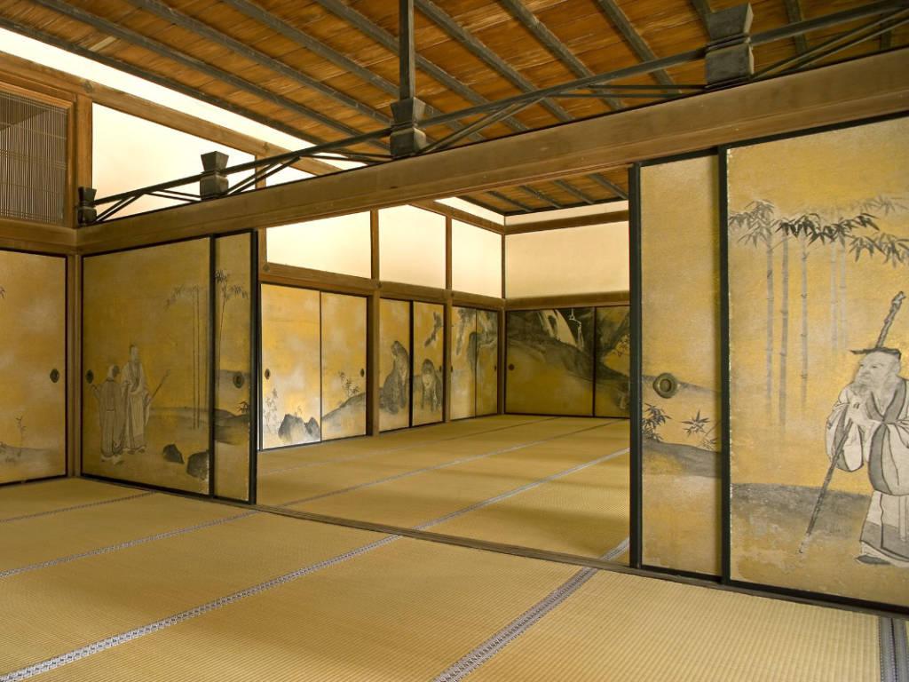 Panneau Fusuma : l'histoire de ces panneaux coulissants japonais