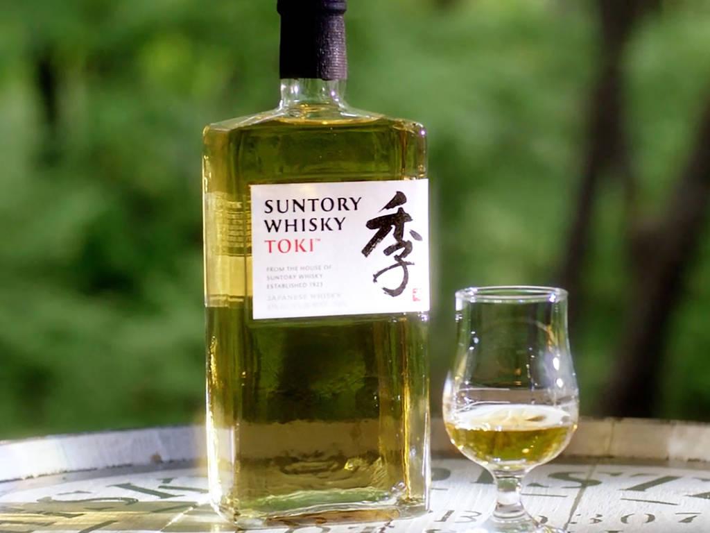 Whisky Suntory : la plus grande marque de whisky japonais