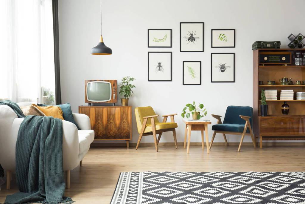 Donner une nouvelle vie à des meubles anciens