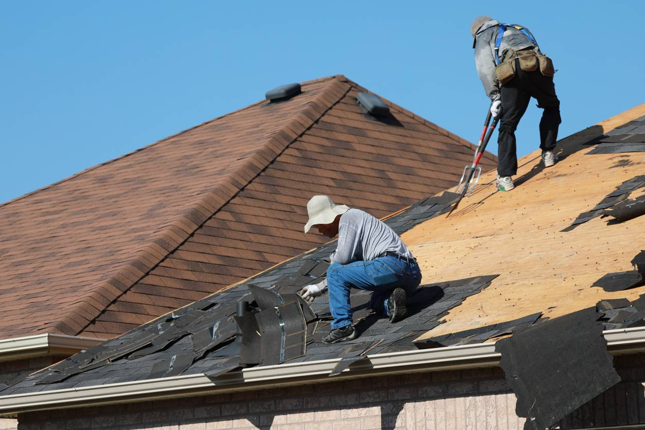Bien se protéger quand on travaille sur une toiture