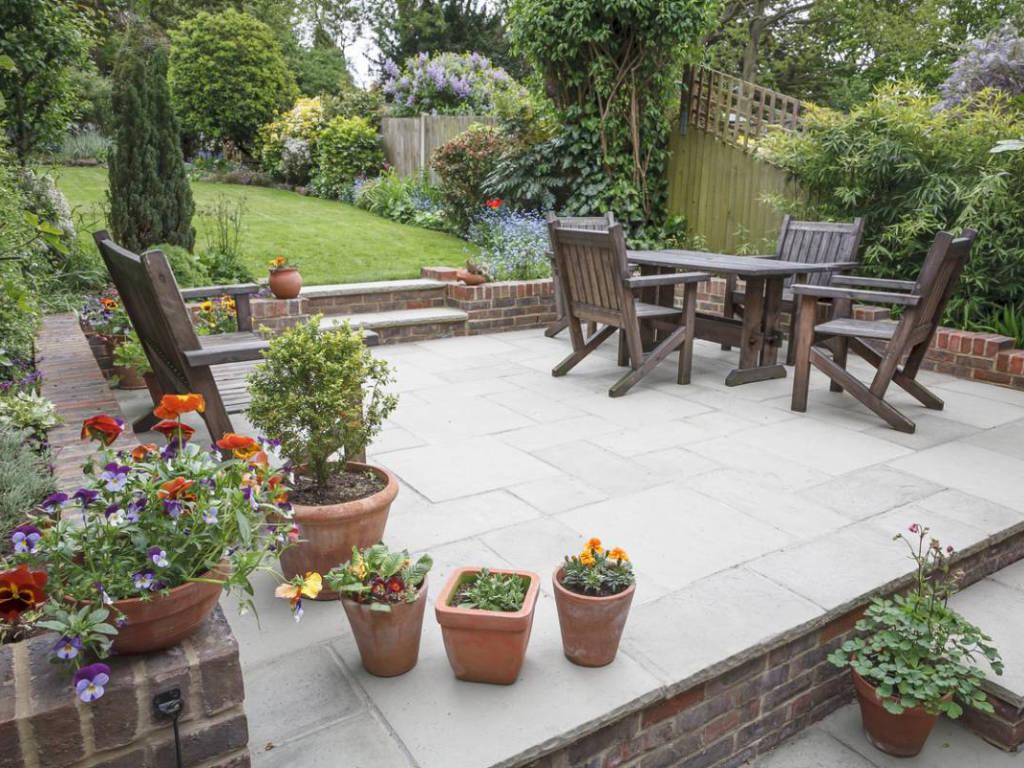 Une terrasse pour l'été !