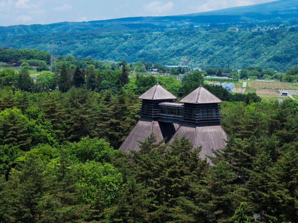 Whisky japonais Hakushu : le distillerie au milieu de la forêt