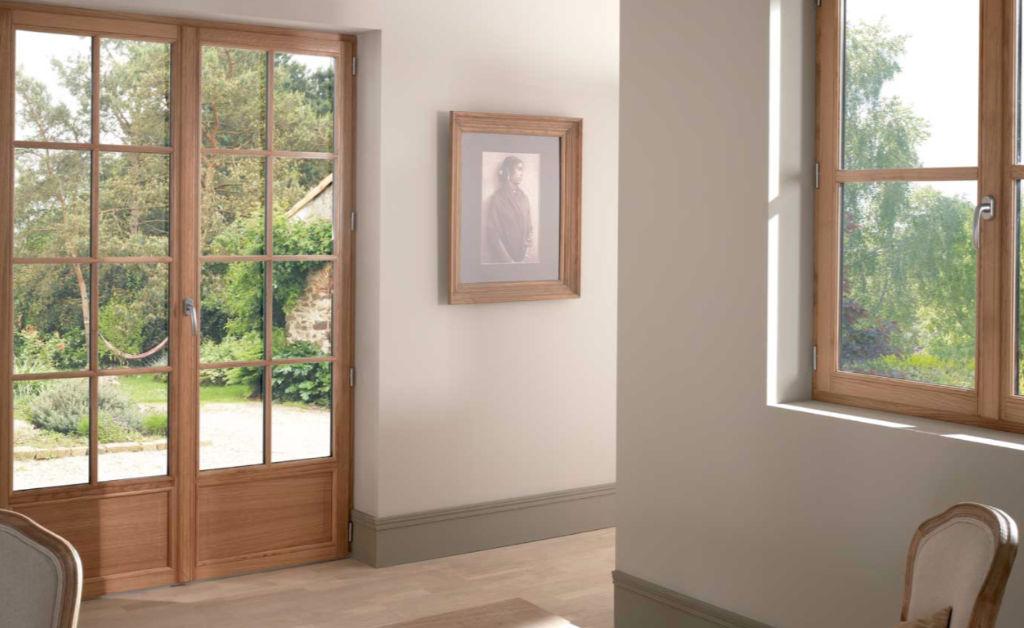 La fenêtre bois a de nombreux atouts