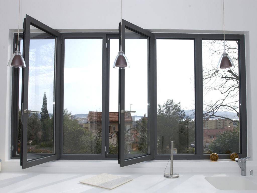 Les fenêtres alu ont aujourd'hui d'excellentes performances énergétiques
