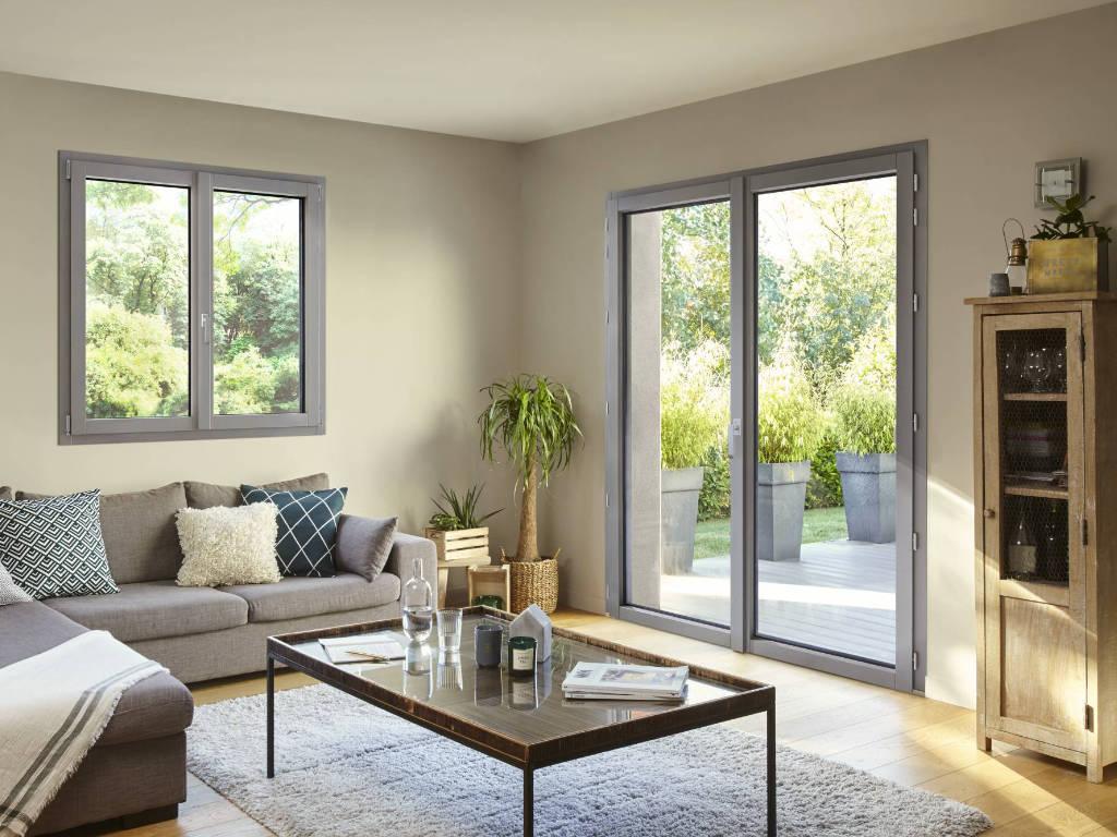 Fenêtre bois alu, le meilleur des deux mondes