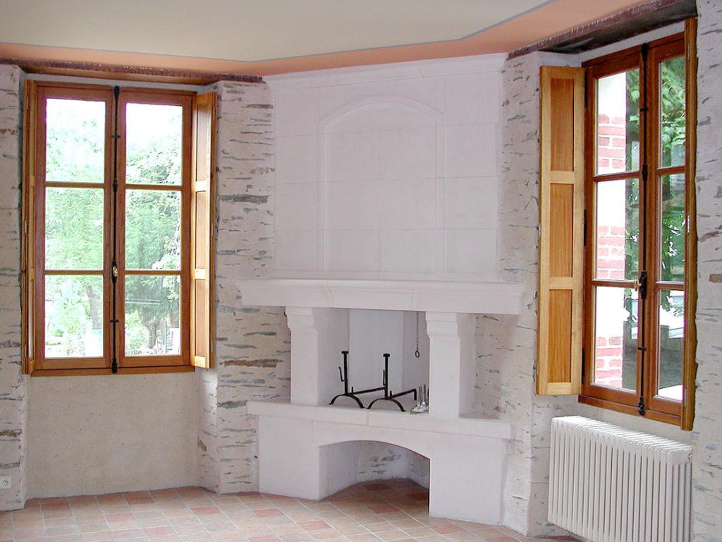 Fenêtre bois, le charme de l'authenticité