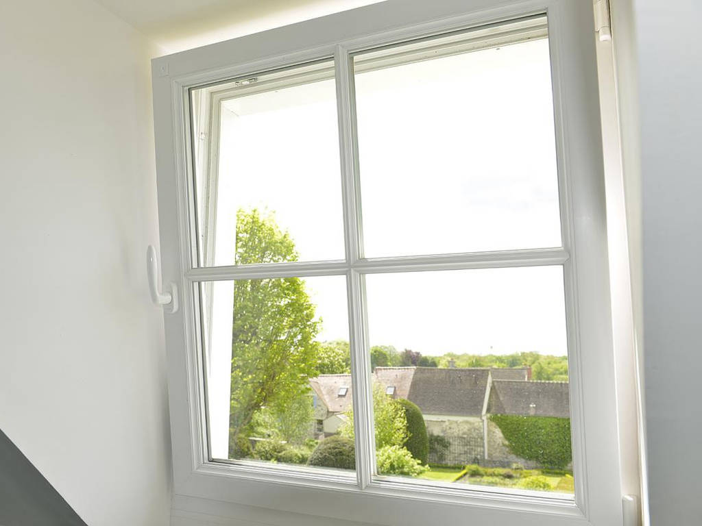 Fenêtre oscillo battante, le meilleur des deux mondes