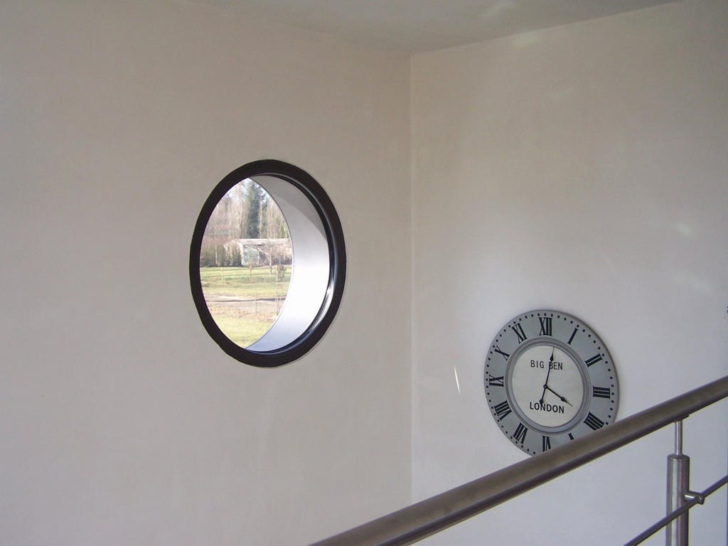 Fenêtre Oeil De Boeuf Ou Fenêtre Ronde