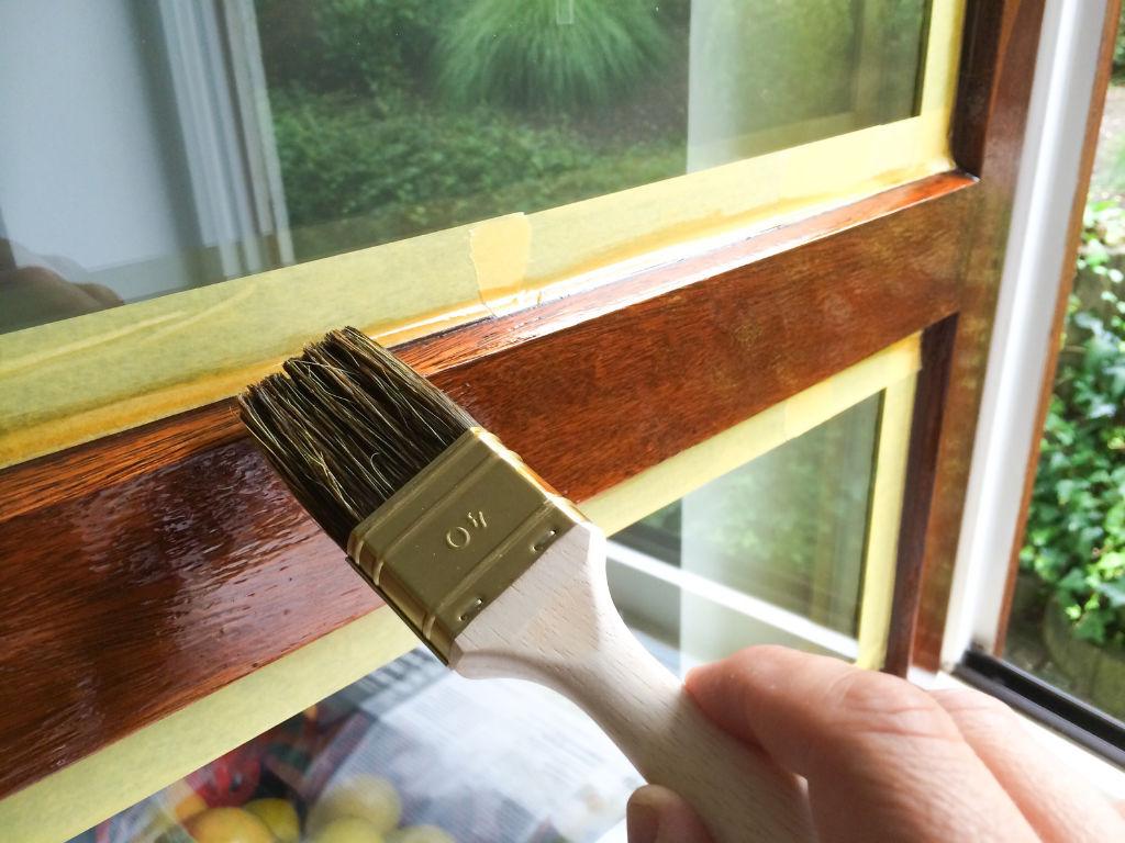 Les fenêtres bois doivent être repeintes régulièrement