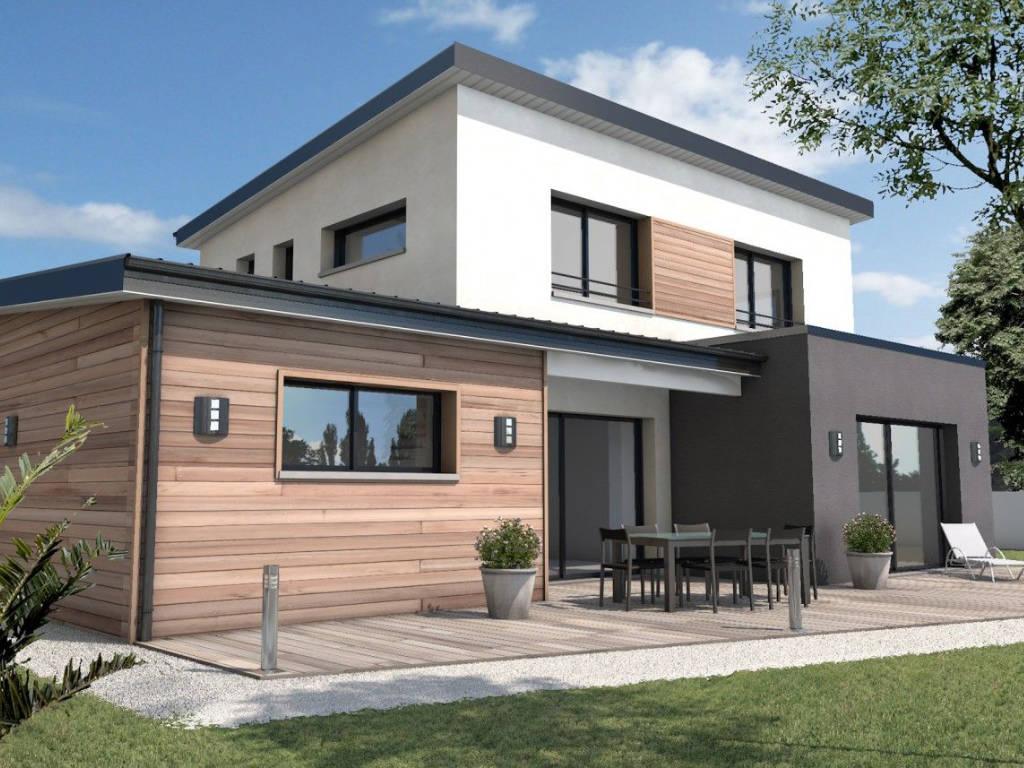 Style de fenêtres pour une maison moderne