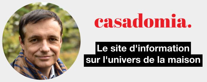 Casadomia, le site d'information sur l'univers de la maison